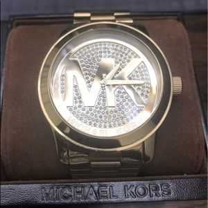 MENS MK WATCH PERFECT FOR A GIFT *new*